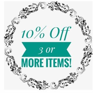 Accessories - 🍃10% Off Bundles of Three or More Items🍃